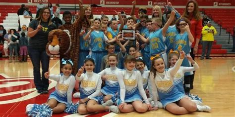 tj tigers district champions greater clark county schools