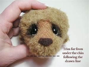 Teddy Bears Tutorials  Open Mouth