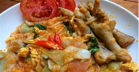 Kamu bisa berkreasi menambahkan isian daging, ceker, mie atau aneka seafood. Resep Seblak Ceker Bakso Sosis - KLICKSEHAT.CLUB