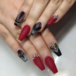 Black and red nail art designs ideas design trends premium