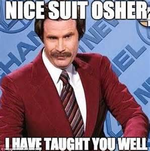 Suit Meme - usa the bachelor australia 2015 s presenter osher gunsberg gets compared to ken doll newsgrio