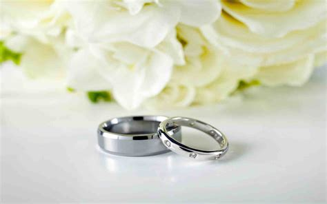 rings wedding flowers wallpaper