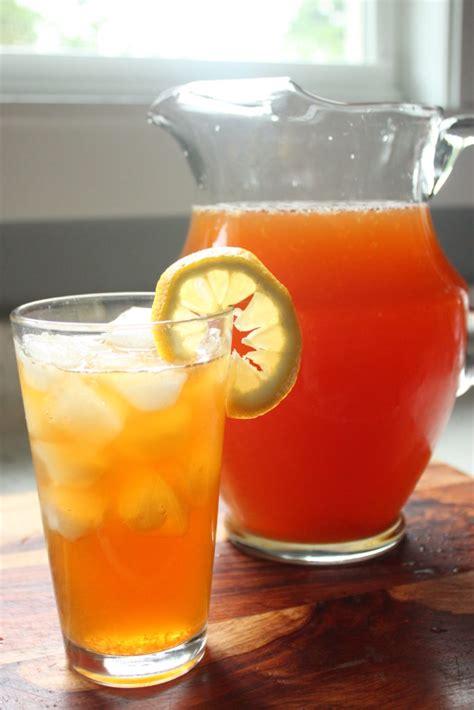 Iced coffee & cold brew. Perfect Starbucks Iced Black Tea Lemonade | Heidi's Home Cooking