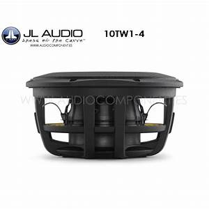 Jl Audio 10TW1 4 Audio Component Venta On Line E
