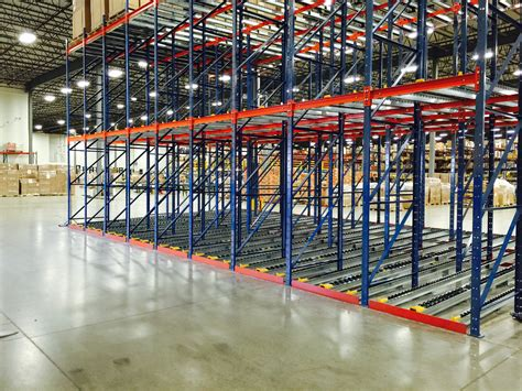 At The Rack by Heavy Duty Pallet Racks Ak Material Handling Systems
