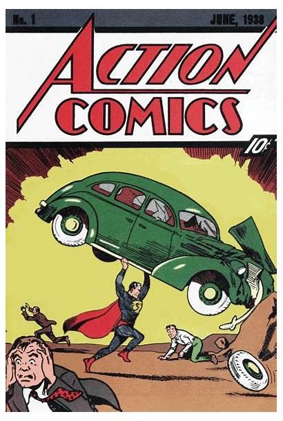 Comics Comic Action Animated Superman Covers Alliance