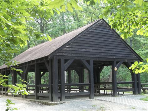 telegraph picnic pavilion prince william forest park
