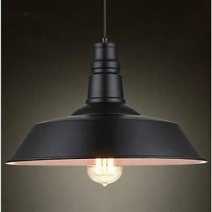 Luminaire Industriel Ikea : t t metal retro suspensions luminaire industriel style plafonnier lustre noir plafond luminaire ~ Teatrodelosmanantiales.com Idées de Décoration