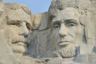 Mount Rushmore Crazy Horse