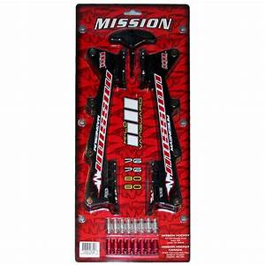 Easton Skate Size Chart Mission Magnesium Alloy Vanguard Chassis Set Accessories