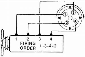 What Is The Firing Order For A 2 5l 4 Cyl  In Our 1987