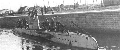 German U Boats Technology by Wwi German U Boat Discovered In Such Condition 23