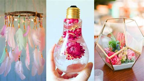 Diy Room Decor! 29 Easy Crafts Ideas At Home