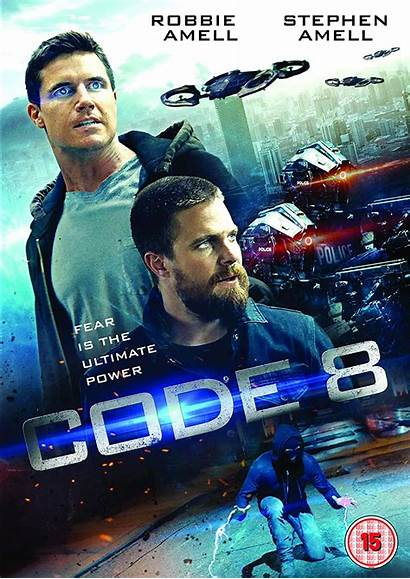 Code Poster Dvd Movies Amell Film Cast