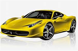 Car Car Clipart Yellow Sports Car PNG And PSD File For