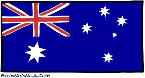 6 Best Images Of Printable Country Flags Australia