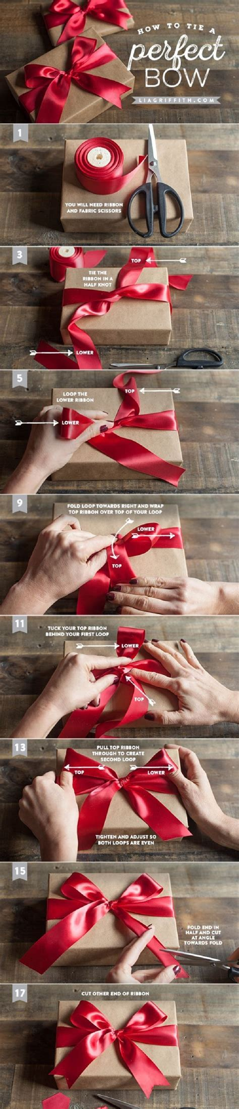 unique diy gift wrapping tutorials