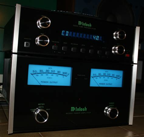 McIntosh 220+302 in English - Audio-activity.com