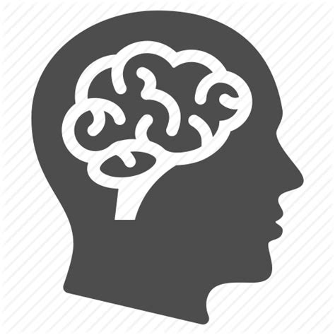 thinking brain png set 1 by 13ree design