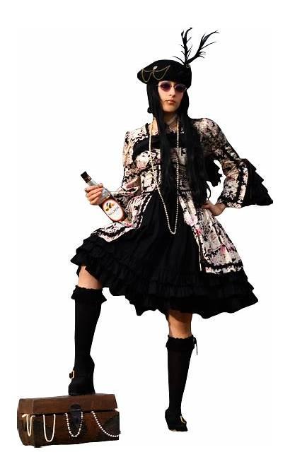 Pirate Lolita Lolitas Ahoy Nautical Anita Heres