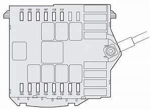 Fiat Linea  2007  U2013 2013   U2013 Fuse Box Diagram