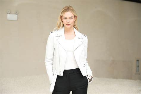 Karlie Kloss Calvin Klein Show During New York Fashion