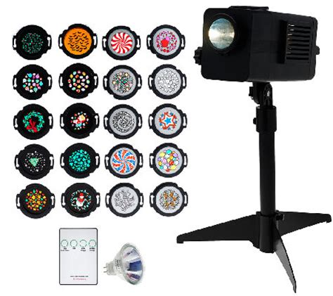 mr lightshow projector with motion and 20 discs