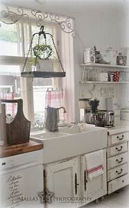 Küche Shabby Chic : shabby chic k che shabby chic and landhaus on pinterest ~ Michelbontemps.com Haus und Dekorationen