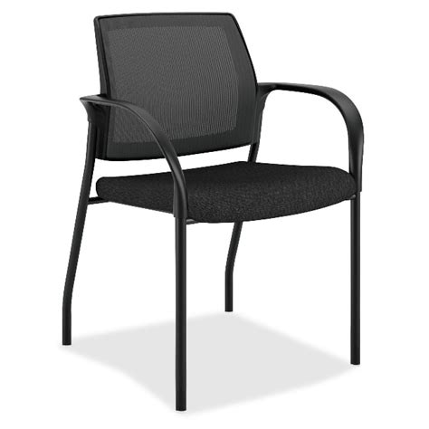 hon ignition mesh back stacking chair his108 guest