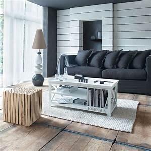 Maison Du Monde Saintes : table basse newport maisons du monde bord de mer ~ Melissatoandfro.com Idées de Décoration