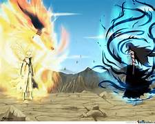 Naruto Uzumaki Vs Ichi...Naruto Uzumaki Vs Ichigo Kurosaki