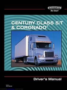 Freightliner Coronado Driver Manual Pdf