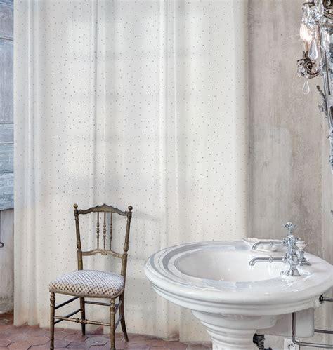 tendaggi per bagno tende per il bagno immagini tenda per bagno in puro lino