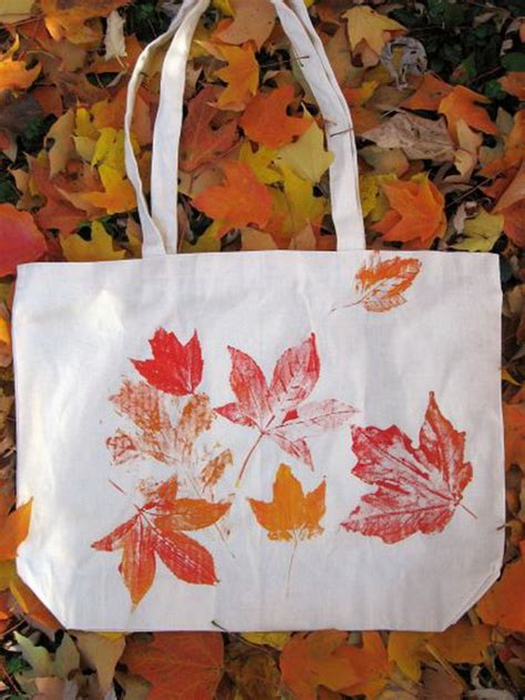 diy fall leaf craft ideas tutorials noted list