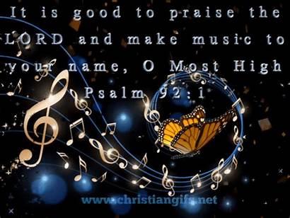 Praise God Christian Psalm Gifs Kingdom Heaven