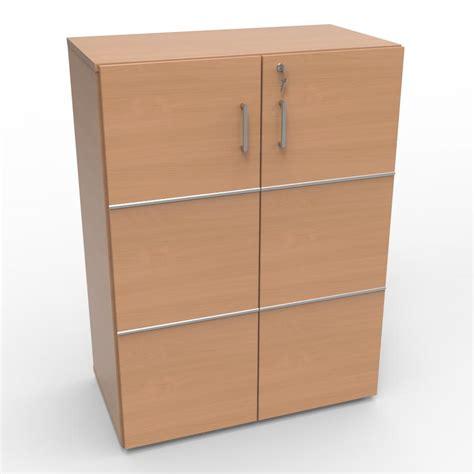serrure mobilier de bureau meuble de rangement bureau avec serrure en bois et