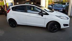 Ford Fiesta Black Edition : fiesta black and white edition 1 5 tdci 75 cv officine trani ~ Gottalentnigeria.com Avis de Voitures