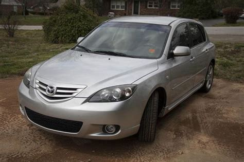 Sell Used 2006 Mazda 3 S Hatchback 4-door 2.3l In Bowling