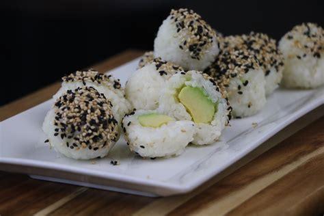 Boules De Sushi  La Cuisine De Jeanphilippe