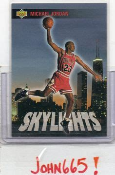 Deck Michael Skylights by 1000 Images About Basketball Cards On Michael