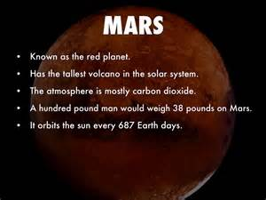 Mars Facts And Information About The Planet Mars | Tattoo ...