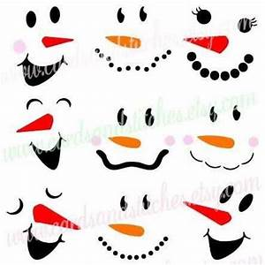 Best 25+ Snowman faces ideas on Pinterest Snowman