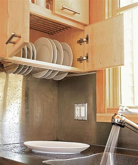 space saver kitchen sinks smart kitchen space saver dish drying closet above the 5630