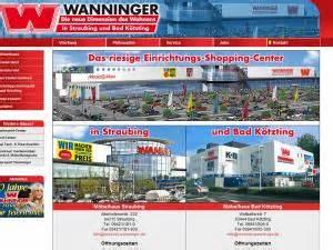 Wanninger Möbelhaus Straubing öffnungszeiten : m bel wanninger e k in bad k tzting boutique m bel k chen b ro garten in regensburg ~ Bigdaddyawards.com Haus und Dekorationen