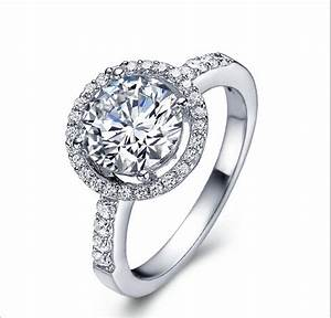 2015 hot sale 925 sterling silver rings cz diamond for With 5 wedding rings for sale