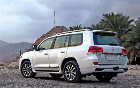 2018 Toyota Land Cruiser Engine, Cost, Released