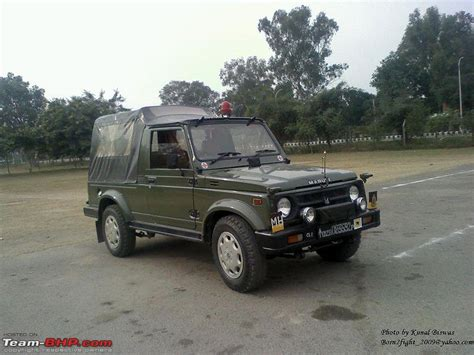 indian army jeep modified 4x4s in the indian army page 6 team bhp