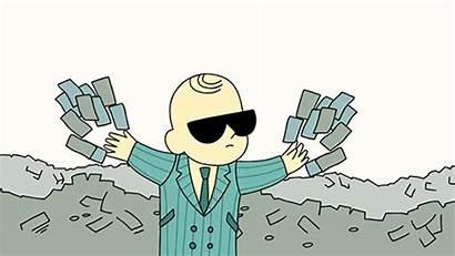 Animation Economics Career Giphy Choosing Rich Economic