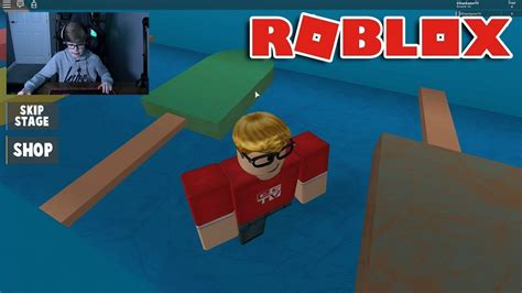Ice Cream Parlor Obby!!! Roblox Youtube