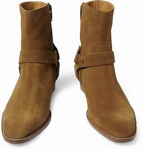 Chaussure Yves Saint Laurent Homme : bottes homme yves saint laurent ~ Melissatoandfro.com Idées de Décoration
